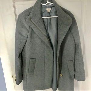 J.crew cocoon coat